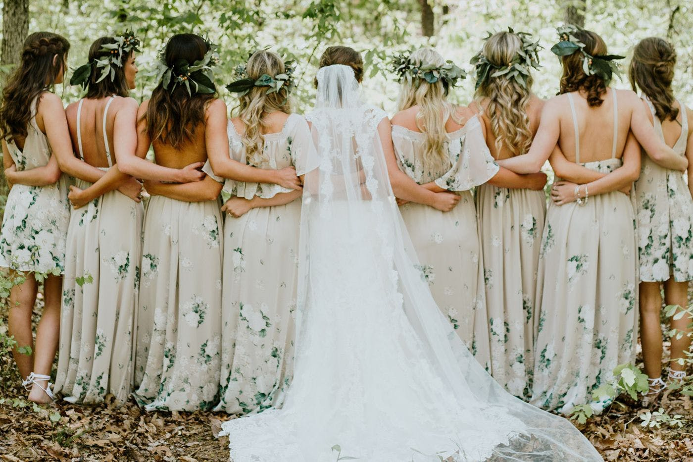 2019 Bridesmaids Dress Trends
